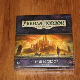ugi games toys fantasy flight arkham horror lcg english card game expansion the path to carcosa
