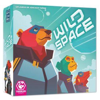 ugi games boite jeu tranjis games wild space juego mesa cartas español