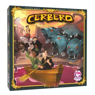 ugi games boite jeu tranjis games cerbero juego mesa español