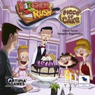ugi games toys masqueoca kitchen rush juego mesa español expansion postres deliciosos