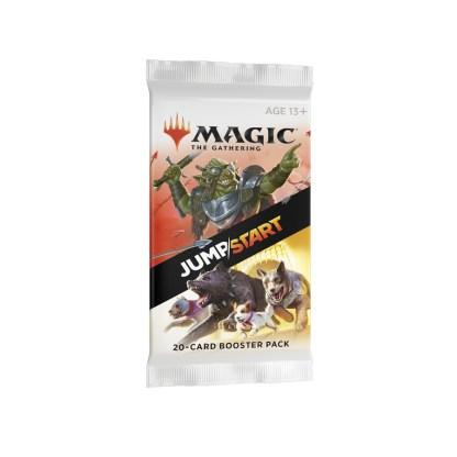 ugi games toys wizards of the coast mtg magic the gathering jumpstart m21 english booster
