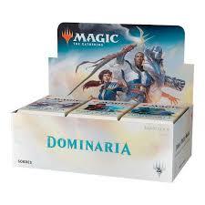 ugi games toys wizards of the coast mtg magic the gathering dominaria caja sobres juego cartas español