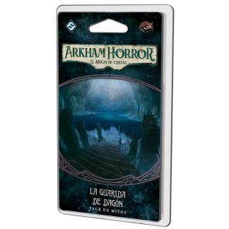 ugi games toys fantasy flight arkham horror lcg juego cartas español expansion la guarida de dagon