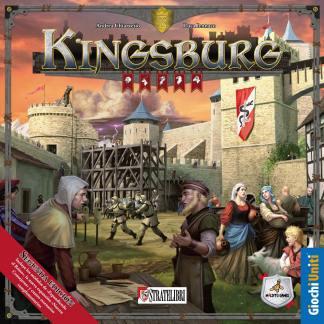 ugi games toys maldito kingsburg juego mesa estrategia español