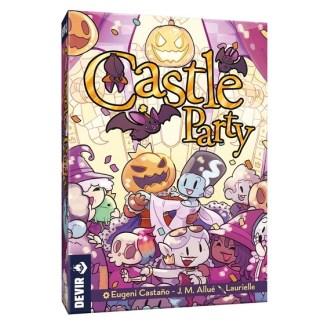 ugi games toys devir castle party juego mesa español