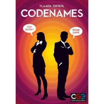 ugi games toys czech games edition codenames english card game