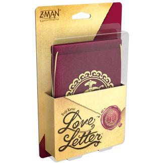 ugi games toys z-man games love letter juego mesa cartas español