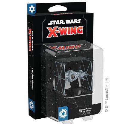 ugi games toys fantasy flight star wars x wing juego miniaturas español expansion tie rb pesado lourd
