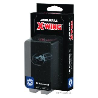 ugi games toys fantasy flight star wars x wing juego miniaturas español expansion tie avanzado