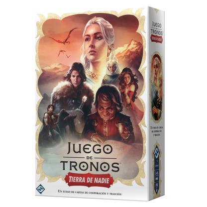 ugi games toys fantasy flight games juego tronos tierra nadie mesa cartas español