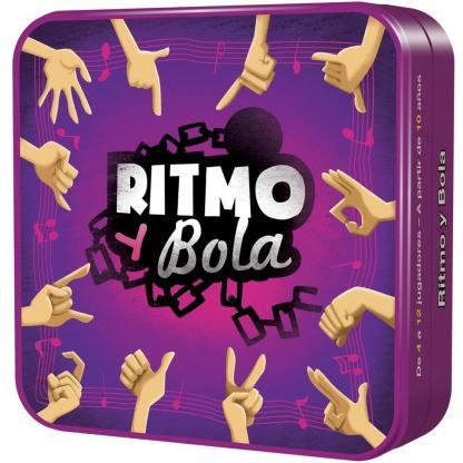 ugi games toys cocktail ritmo bola juego mesa fiesta español