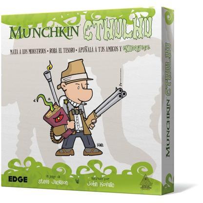 ugi games toys edge steve jackson munchkin cthulhu juego cartas español