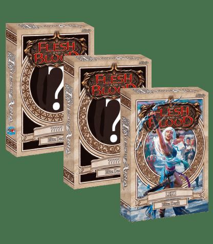 ugi games toys adc blackfire flesh blood tales aria blitz deck english card game
