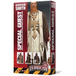ugi games toys cmon limited zombicide special guest adrian smith miniatures