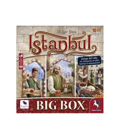 ugi games toys pegasus istanbul big box juego mesa estrategia español