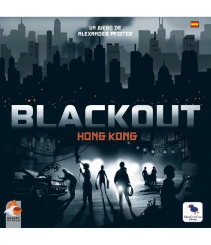 ugi games toys eggertspiele blackout hong kong juego mesa estrategia español