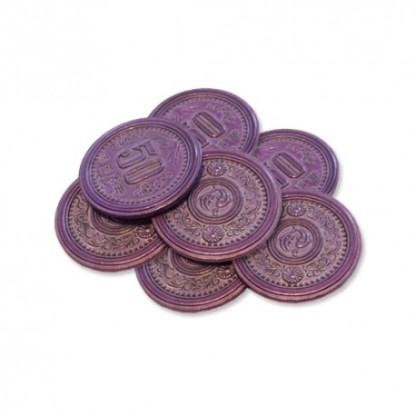 ugi games toys scythe 7 monedas metalicas juego mesa