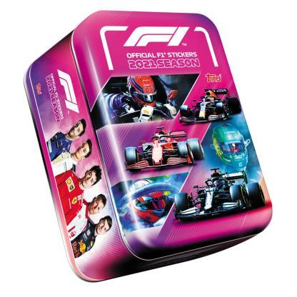 ugi games toys topps f1 turbo attax lata cartas cromos español formula