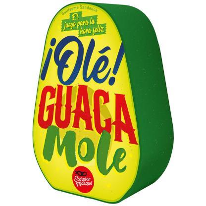 ugi games toys le scorpion masque ole guacamole juego mesa fiesta español portugues