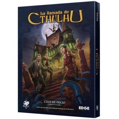 ugi games toys edge entertainment llamada cthulhu juego rol español caja inicio edicion revisada