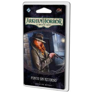 ugi games toys fantasy flight arkham horror lcg juego cartas español pack mitos devoradores sueños punto sin retorno