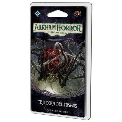 ugi games toys fantasy flight arkham horror lcg juego cartas español pack mitos devoradores sueños tejedora del cosmos