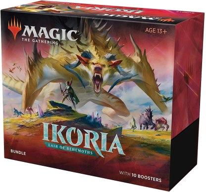 ugi games toys wizards coast mtg magic english card game ikoria behemoths bundle