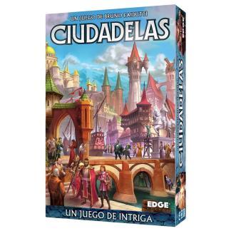 ugi games toys edge z-man ciudadelas juego cartas español