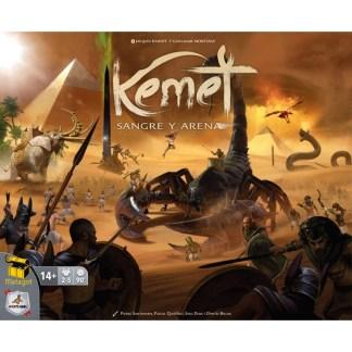 ugi games toys maldito kemet sangre arena juego mesa estrategia español
