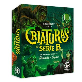 ugi games toys tranjis keymaster criaturas serie b juego mesa cartas español
