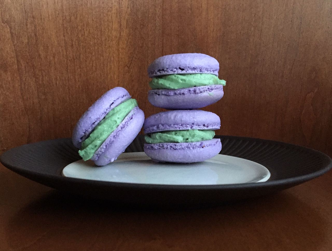 Macaron or macaroon? Reddit 52 week baking challenge (wk 10)