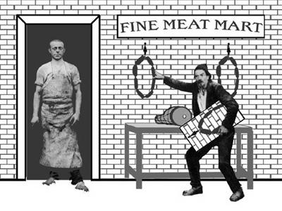 I like meat.