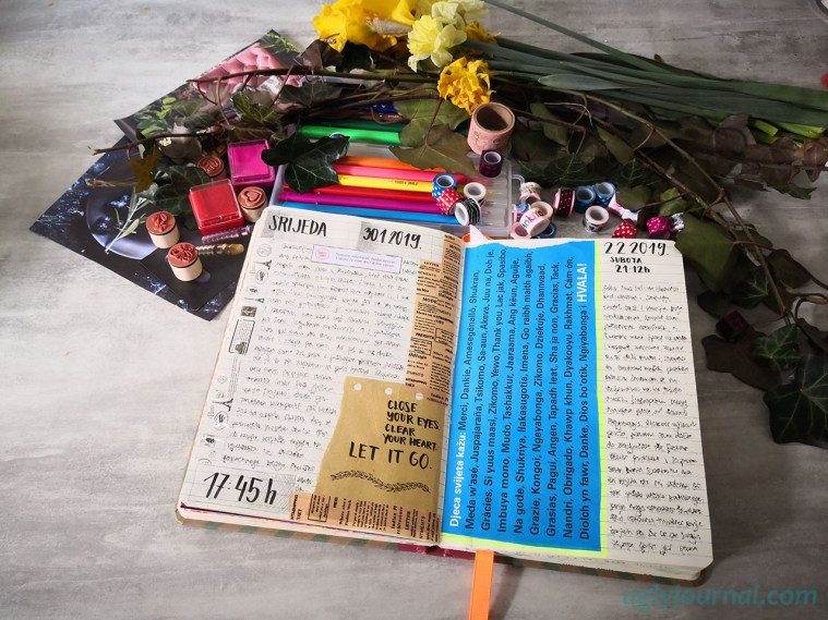 10 things to give up while journaling 4 - uglyjournal.com