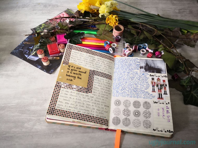 10 things to give up while journaling 5 - uglyjournal.com