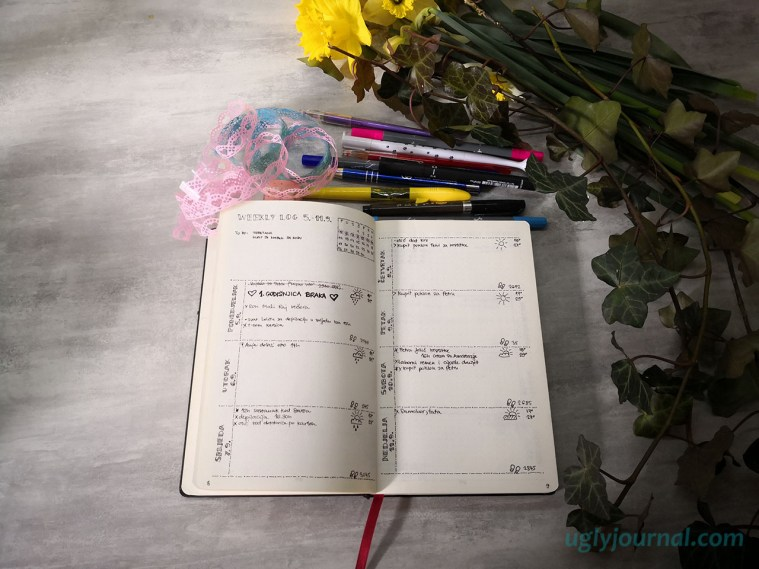 How to set up a bullet journal when youre not creative 3 - uglyjournal.com