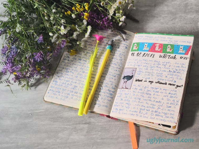 journaling ideas - what to write about