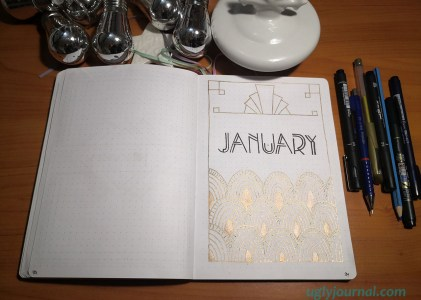 GREAT IDEAS FOR YOUR JANUARY COVER PAGE