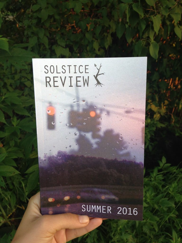 Solstice Review: Summer 2016