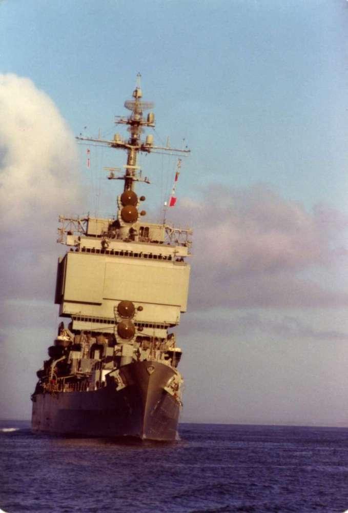 USS Long Beach (updated-ish) (1/6)