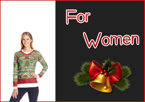 ugly christmas sweaters for women