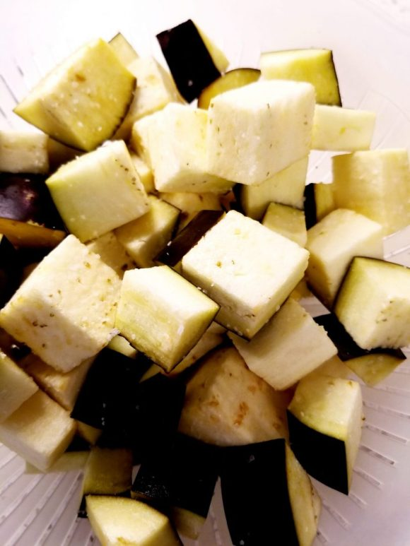 Eggplant and tempeh recipes