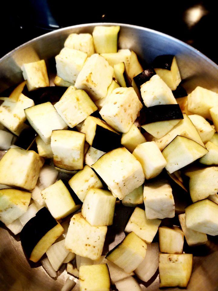 Eggplant Recipe Vegan