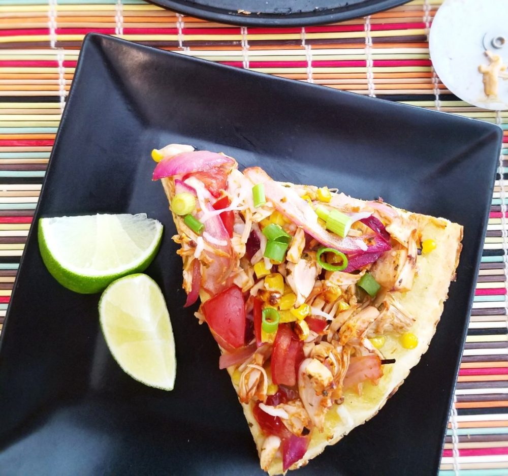Spicy Jackfruit Pizza Recipe