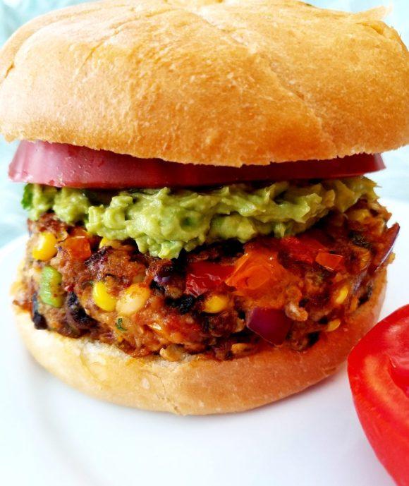 Black bean burger recipe vegan