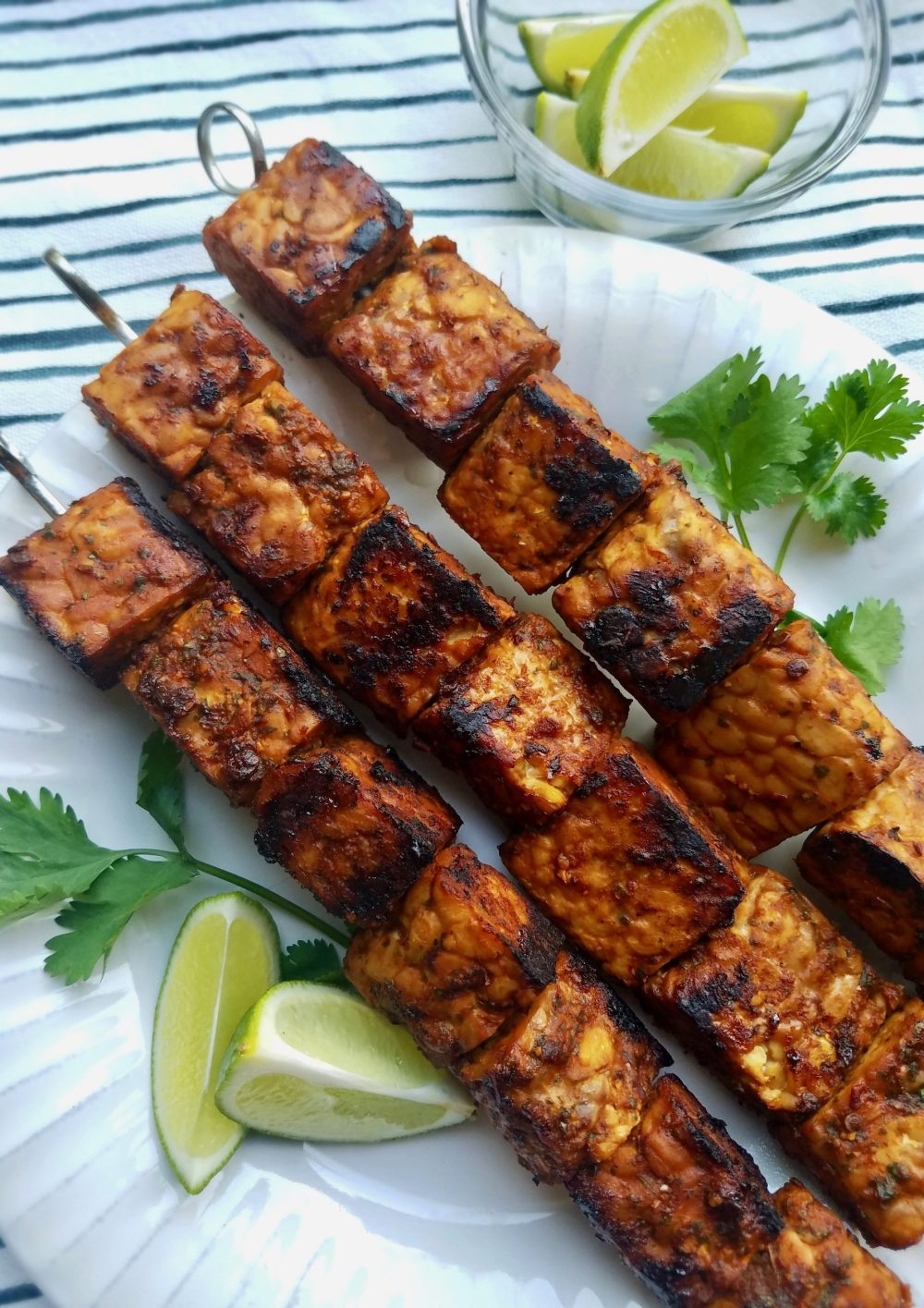 Vegan Skewers Recipe