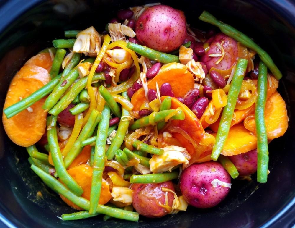 Green Bean Stew Vegan