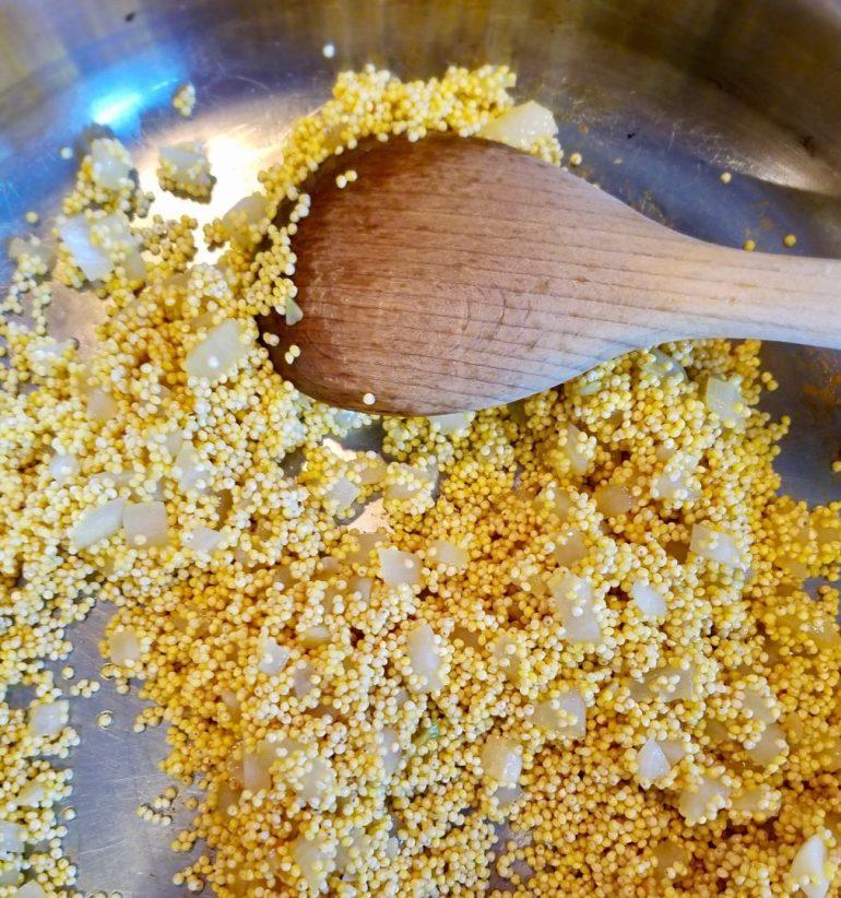 Vegan Millet Recipes Dinner