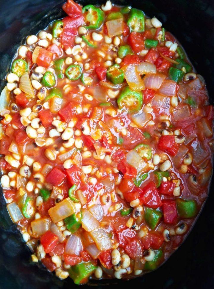 Vegan Black Eyed Peas Recipe Slow Cooker