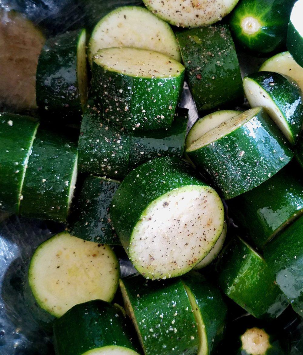 Vegan Grilled Zucchini Recipes