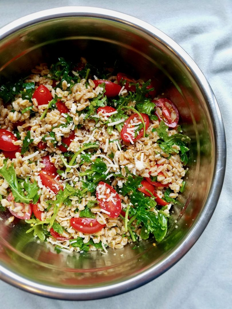 Farro Salad Recipes Vegan